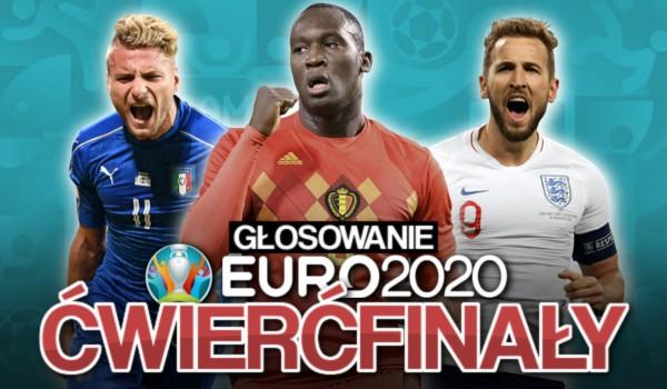 Ćwierćfinał EURO 2020 – Głosowanie!