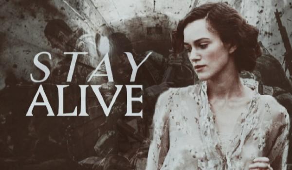 Stay Alive • Steve Rogers • Prolog