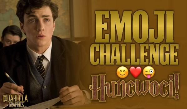 Emoji Challenge: Huncwoci