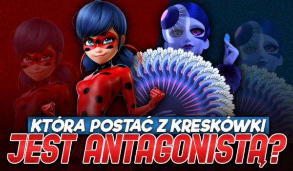 Która postać z kreskówki jest antagonistą? – Przetrwanie