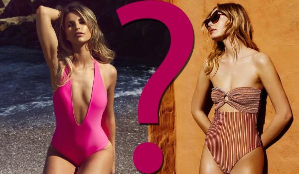 Który strój kąpielowy jest ładniejszy? Głosowanie! #3