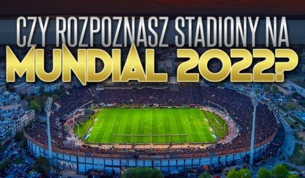 Czy rozpoznasz stadiony na Mundial 2022?