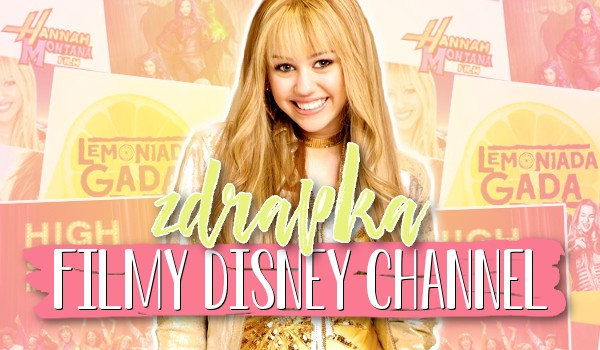 Zdrapka: Wylosuj film Disney Channel