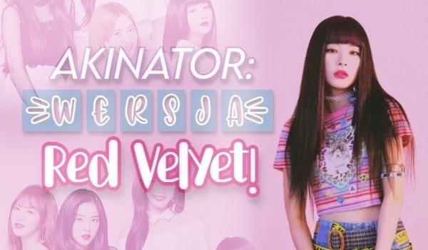 Akinator – wersja Red Velvet