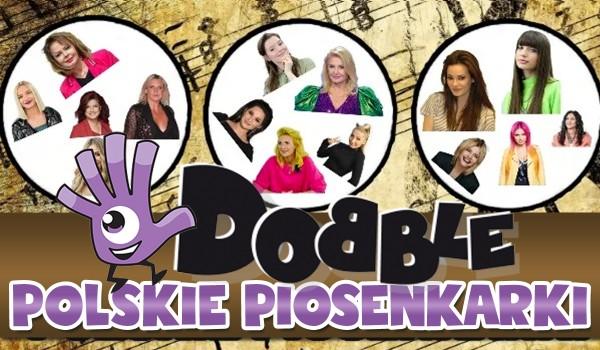 Dobble – polskie piosenkarki