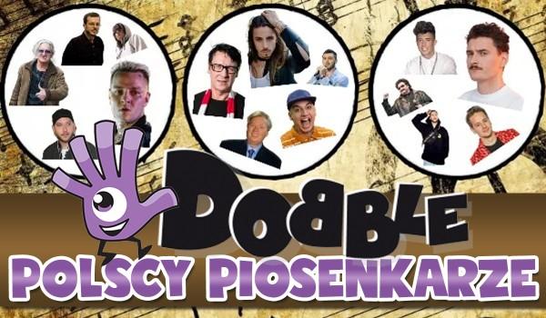 Dobble – Polscy piosenkarze