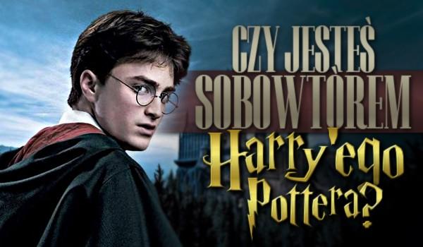 Czy jesteś sobowtórem Harry'ego Pottera?