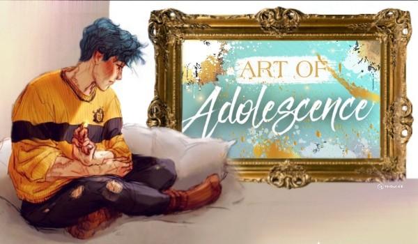 Teddy Lupin: Art of Adolescence
