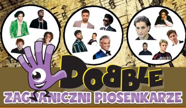 Dobble – Zagraniczni piosenkarze