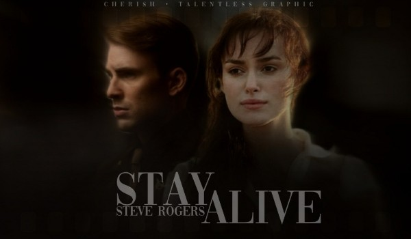 Stay Alive | Steve Rogers | Prologue