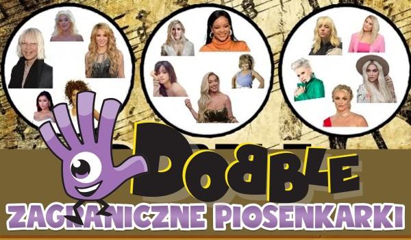 Dobble – Zagraniczne piosenkarki