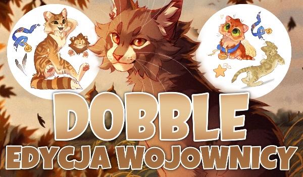 """Dobble — Edycja """"Wojownicy""""!"""