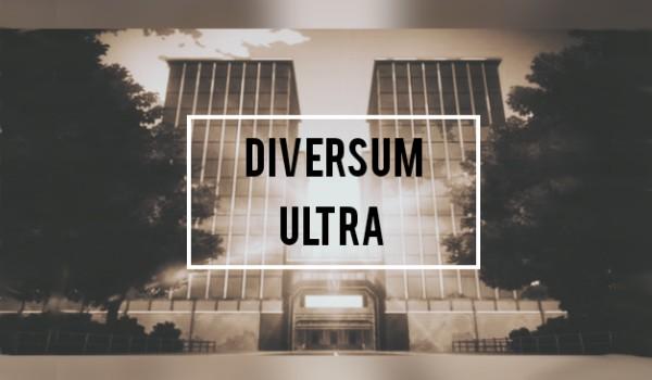 Diversum Ultra #Przedstawienie Postaci