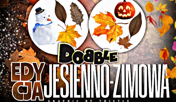 DOBBLE – Edycja jesienno-zimowa