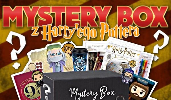 Zdrapka: Mystery Box z Harry'ego Pottera!