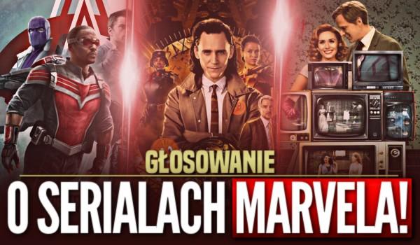 Głosowanie o serialach Marvela!