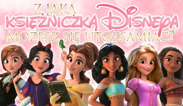 Z jaką księżniczką Disneya się utożsamiasz?