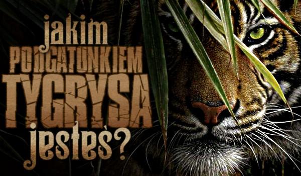 Jakim podgatunkiem tygrysa jesteś?