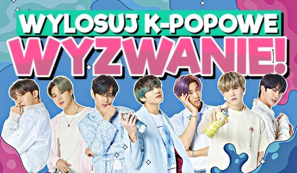 Horoskopquiz: Wylosuj K-popowe wyzwanie!