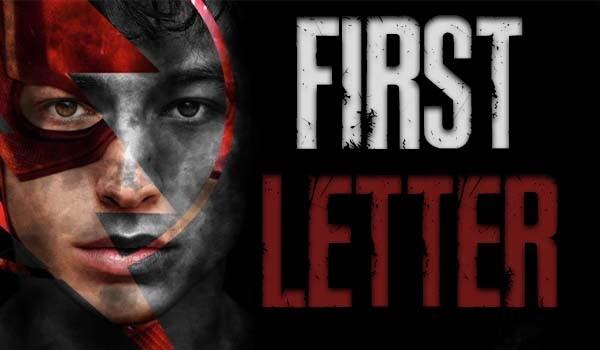 First Letter — Barry Allen [1/2]