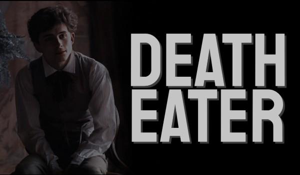 Death Eater — Regulus Black [One Shot]