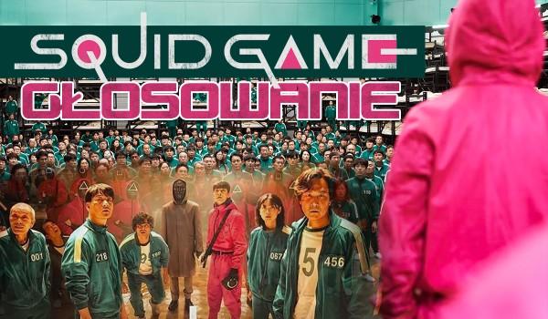 Squid Game – Głosowanie!
