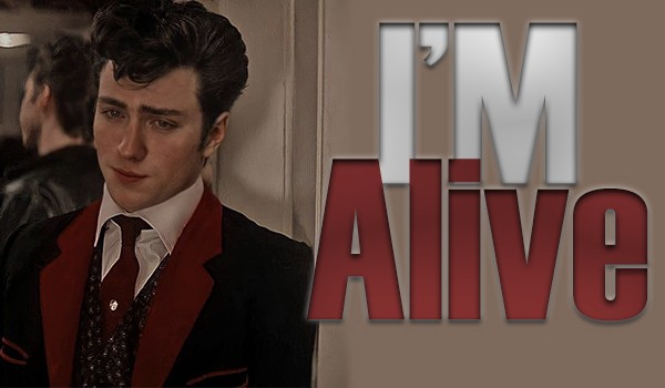 I'm Alive — James Potter and Remus Lupin [One Shot]