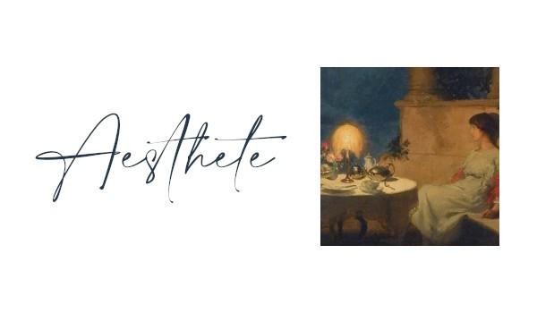 Aesthete – EUNOIA [1/8]